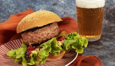Hamburger da brivido – Halloween Edition