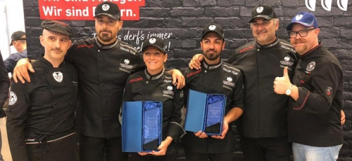 Congrats to The Italian National Butchers Team